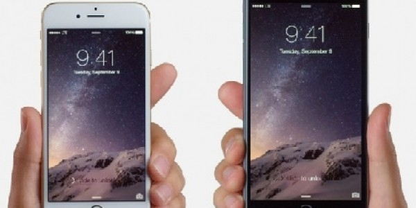 Apple iPhone 6 ve iPhone 6 Plus