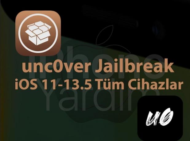 Jailbreak 13.5 İndir (Tüm Cihazlar)