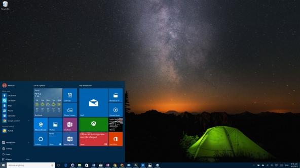 Windows 10 – Tanıtım (Yeni)