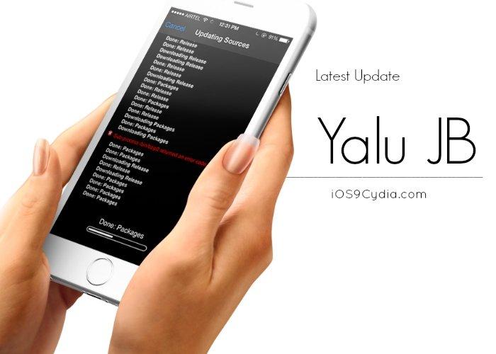 iOS 10.2 Jailbreak indir (YALU)