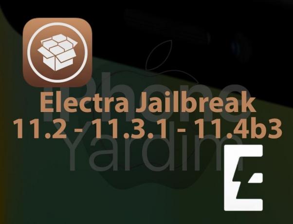 iOS 11.2 - 11.3.1 - 11.4 Jailbreak İndir